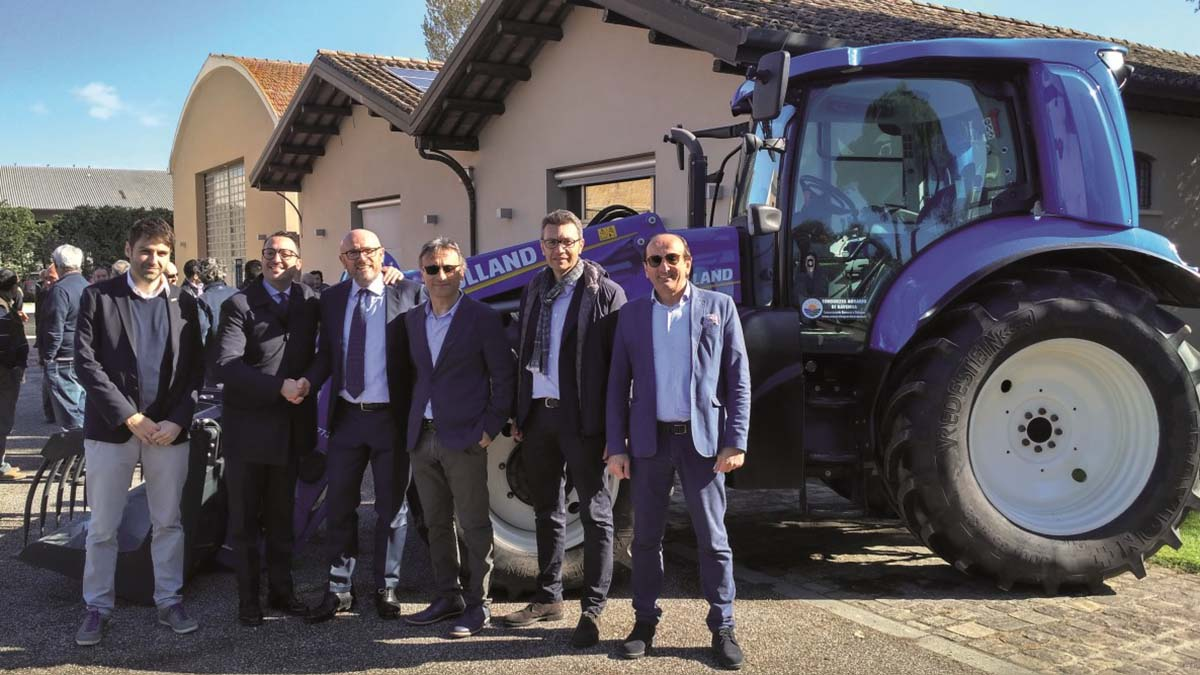 Accordo New Holland