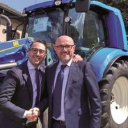 Accordo con New Holland Agr.